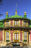 Chinese Pavilion at Drottningholm, Stockholm Royalty Free Stock Image