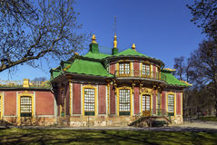 Chinese Pavilion at Drottningholm, Stockholm Stock Photography