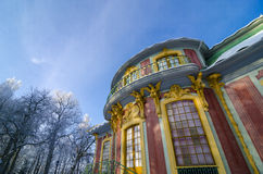 The Chinese Pavilion at Drottningholm Stock Photography