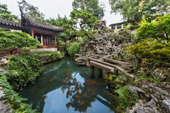 Chinese Pavilions Royalty Free Stock Images