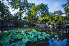 Chinese Pavilions Stock Photography