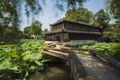 Chinese Paviljoenen royalty-vrije stock afbeeldingen