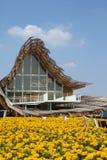 Chinese Pavillion, EXPO Milaan 2015 Stock Foto's