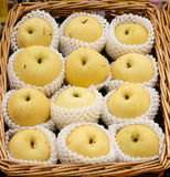 Chinese pear Stock Photos