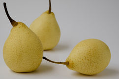 Chinese Pear. Fresh Chinese pear for eating Royalty Free Stock Photo