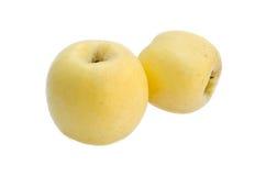 Chinese pear fruit isolated on white Stock Image