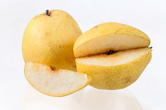 Chinese pear Royalty Free Stock Photography
