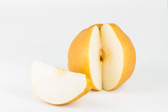 Chinese pear Royalty Free Stock Images