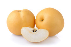 Chinese pear Royalty Free Stock Image