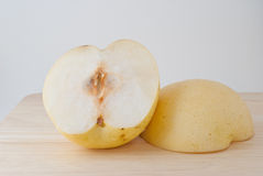 Chinese pears Royalty Free Stock Photos