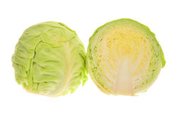 Chinese Peking Cabbage Royalty Free Stock Photo