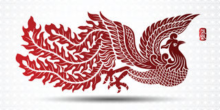 Chinese phoenix Stock Photos
