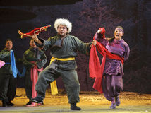 Chinese Ping opera Stock Photo