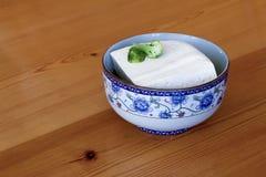 Chinese popular food tofu Stock Photos