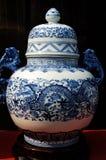 Chinese Porcelain Stock Image