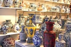 Chinese porcelain Stock Photo