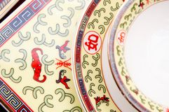 Chinese porcelain Stock Photos