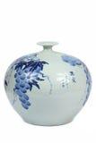 Chinese porcelain vase Royalty Free Stock Photos