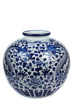 Chinese porcelain vase Stock Images