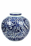 Chinese porcelain vase Royalty Free Stock Photography