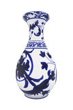 Chinese Porcelain Vase Stock Photo