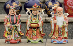 Chinese Porcelains for sale Stock Images
