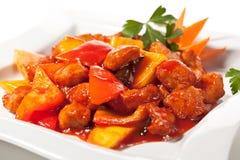 Chinese Pork Stock Image