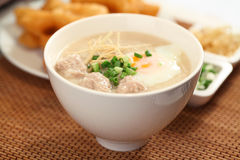 Chinese porridge Stock Photos