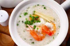 Chinese porridge Royalty Free Stock Image