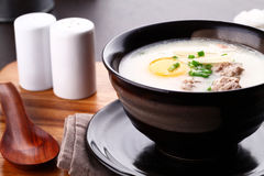 Chinese porridge Royalty Free Stock Photos