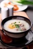 Chinese porridge Stock Image