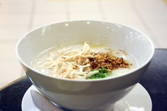 Chinese porridge Royalty Free Stock Photo