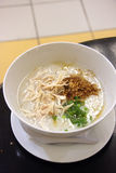 Chinese porridge Royalty Free Stock Images