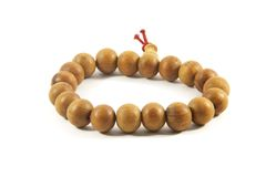 Chinese Prayer Beads Stock Image