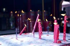 Chinese Prayers Royalty Free Stock Image