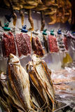 Chinese Preserved Salted Fish Delicacy Royalty Free Stock Image