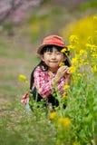 Chinese pretty girl Stock Image
