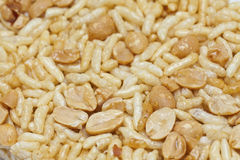 Chinese puffed rice cake Royalty Free Stock Photography