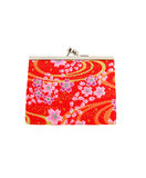 Chinese purse isolated Stock Images