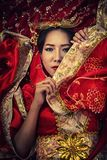 Chinese Queen Royalty Free Stock Image