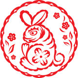 Chinese Rabbit Stock Photos