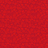 Chinese Red Background Stock Photography