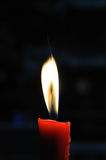 Chinese  red candle Royalty Free Stock Photos