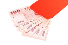 Chinese red envelope Royalty Free Stock Images
