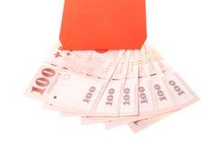 Chinese red envelope Royalty Free Stock Photos