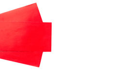 Chinese Red Envelope in Chinese new year festival Royalty Free Stock Photo