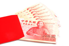 Chinese red envelope Royalty Free Stock Photos