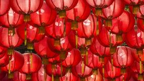 Chinese red lantern Royalty Free Stock Photos