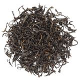 Chinese red tea Simao Gao Shan Hong Cha. Isolated Royalty Free Stock Images