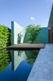 Chinese Reflection Pool Royalty Free Stock Photography